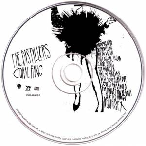 The Distillers: Coral Fang (CD) - Bild 3