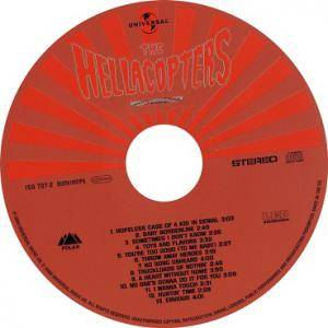 The Hellacopters: High Visibility (CD) - Bild 3