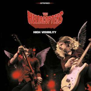 Cover - Hellacopters, The: High Visibility