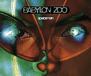 Babylon Zoo: Spaceman - Cover