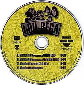 Lou Bega: Mambo No. 5 (Single-CD) - Bild 2
