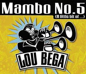 Lou Bega: Mambo No. 5 (Single-CD) - Bild 1