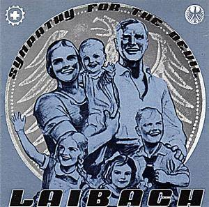 Laibach: Sympathy For The Devil - Cover