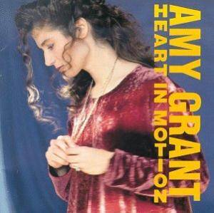 Amy Grant: Heart In Motion - Cover