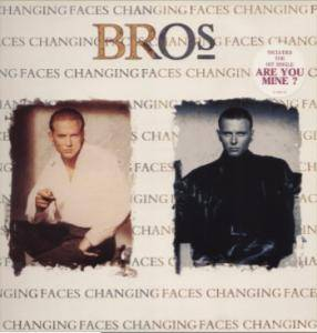 Cover - Bros: Changing Faces