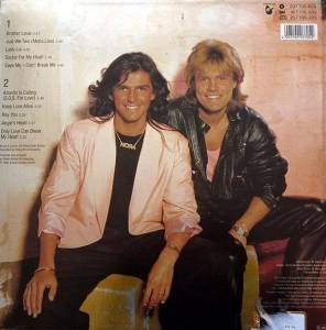 Modern Talking: Ready For Romance (LP) - Bild 2