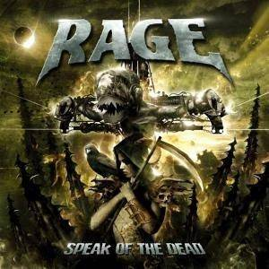 Rage: Speak Of The Dead - Cover