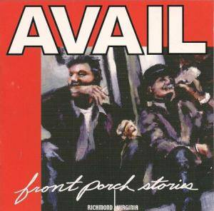 Cover - Avail: Front Porch Stories