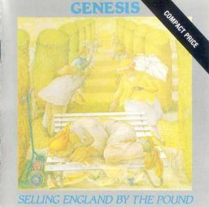 Genesis: Selling England By The Pound (CD) - Bild 1