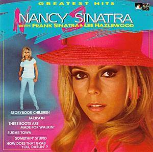 Nancy Sinatra: Greatest Hits - Cover