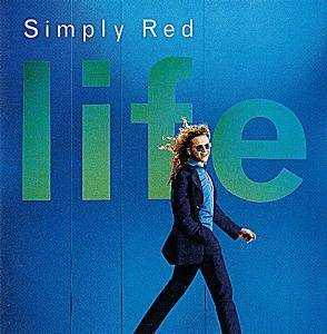 Simply Red: Life - Cover