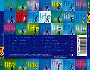 Simply Red: Life (CD) - Bild 2