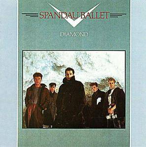 Spandau Ballet: Diamond - Cover