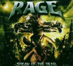 Rage: Speak Of The Dead (CD) - Bild 1