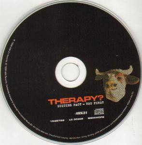 Therapy?: Suicide Pact - You First (CD) - Bild 2