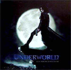 Underworld - Music From The Motion Picture - Cover