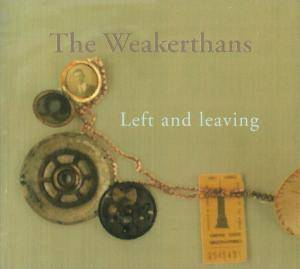 The Weakerthans: Left And Leaving - Cover