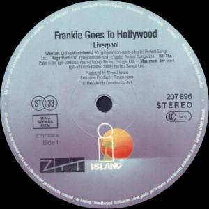 Frankie Goes To Hollywood: Liverpool (LP) - Bild 3