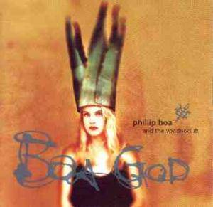 Cover - Phillip Boa And The Voodooclub: God