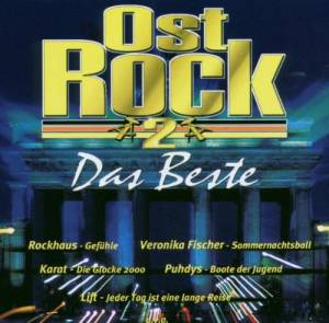 Cover - Gaukler Rock Band: Ostrock Das Beste Vol. 2