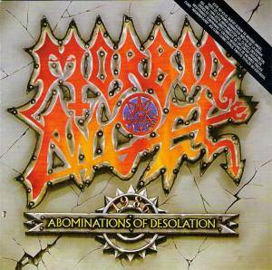 Morbid Angel: Abominations Of Desolation - Cover