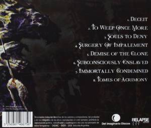 Suffocation: Souls To Deny (CD) - Bild 2