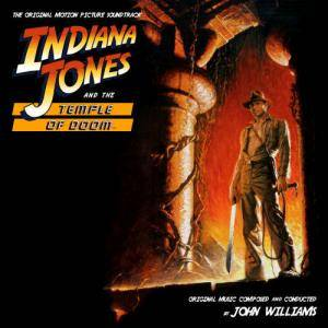 John Williams: Indiana Jones And The Temple Of Doom - Cover
