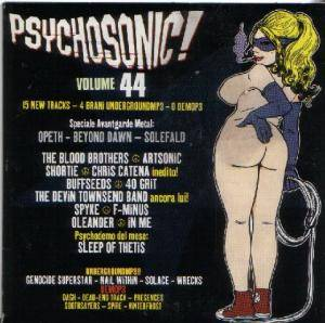 Cover - Buffseeds: Psychosonic!! Vol. 44