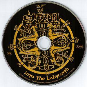 Saxon: Into The Labyrinth (CD) - Bild 3