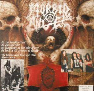Morbid Angel: Morbid Angel / Possessed - Cover