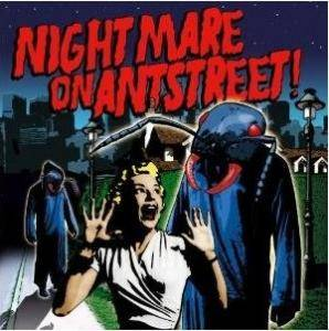 Night Mare On Antstreet! - Cover