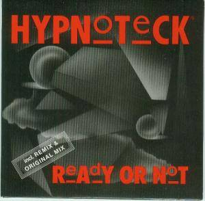 Hypnoteck: Ready Or Not - Cover