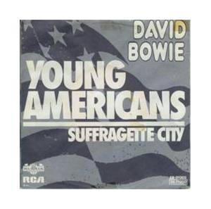 David Bowie: Young Americans - Cover