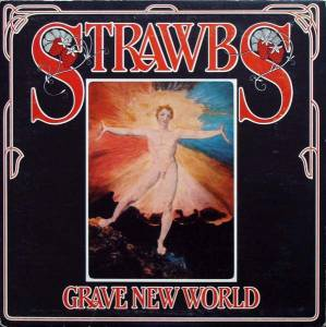 Cover - Strawbs: Grave New World