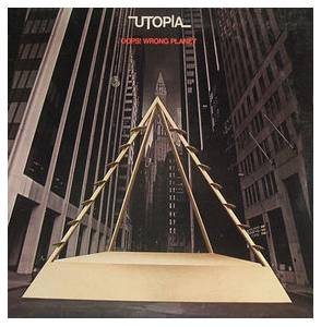 Utopia: Oops! Wrong Planet - Cover