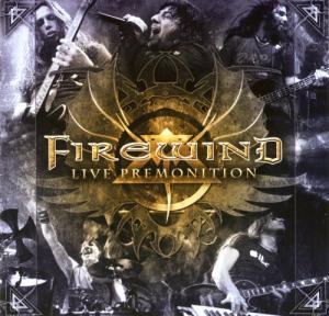 Firewind: Live Premonition - Cover