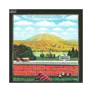 Cover - Youngbloods, The: Elephant Mountain