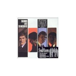 Cover - Searchers, The: Sounds Like Searchers