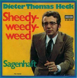 Cover - Dieter Thomas Heck: Sheedy-Weedy-Weed