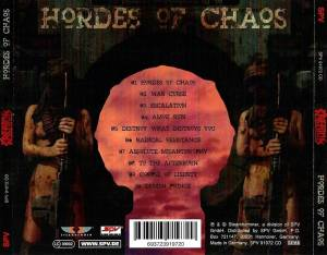 Kreator: Hordes Of Chaos (CD) - Bild 4