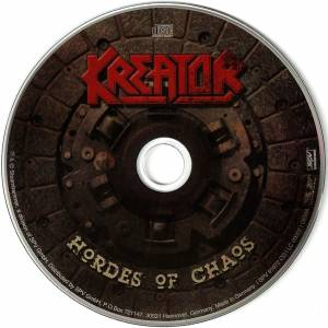 Kreator: Hordes Of Chaos (CD) - Bild 5