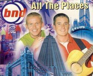 Cover - BND: All The Places