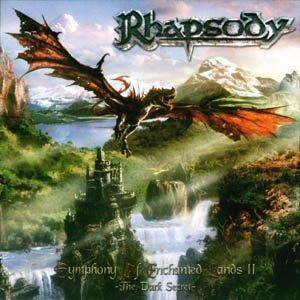 Cover - Rhapsody: Symphony Of Enchanted Lands II - The Dark Secret