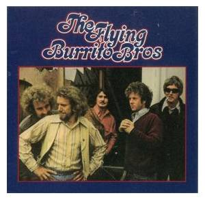 The Flying Burrito Brothers: The Flying Burrito Bros. - Cover