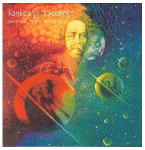 Cover - Fantasyy Factoryy: Paintings From Inner Space