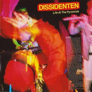Cover - Dissidenten: Life At The Pyramids