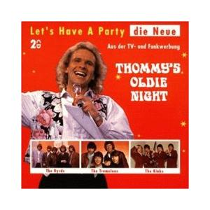 Thommy's Oldie Night: Let's Have A Party - Die Neue - Cover