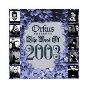 Orkus Presents The Best Of 2003 - Cover