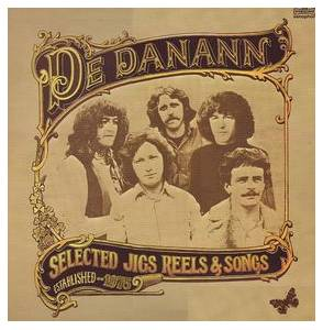Cover - De Danann: Selected Jigs Reels & Songs