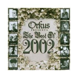 Cover - Sieben: Orkus Presents The Best Of 2002